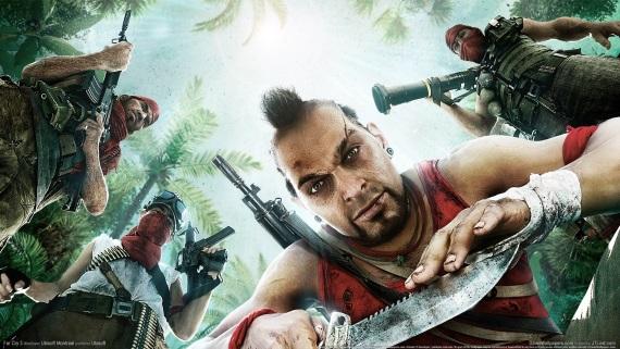 História Far Cry série
