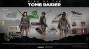 Rise of the Tomb Raider ukazuje vybavenie Lary