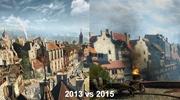Witcher 3 p�vodne pl�novan� vs fin�lna verzia