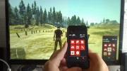 GTA V mobil sa v PC verzii d� ovl�da� aj skuto�n�m mobilom