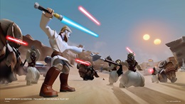 Star Wars rozšírenie sveta Disney Infinity sa nám predvádza