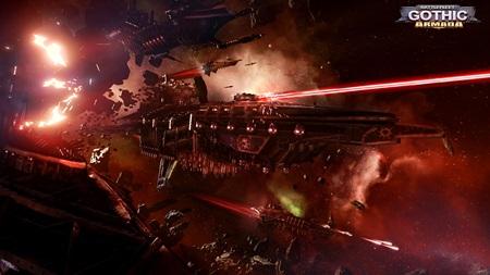 Nové obrázky z Battlefleet Gothic: Armada