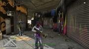 PC verzia GTA V ako ak�n� RPG hra v�aka modu
