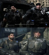 z�ber z hry Gears of War: Ultimate Edition