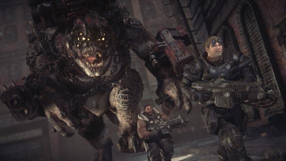 Dojmy z Gamescomu: Prekopan� Gears of War dok�e znovu oslovi�
