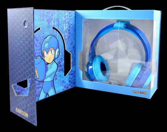 Mega-Man dostane svoj vlastn� ofici�lny headset