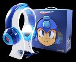 Mega-Man dostane svoj vlastný oficiálny headset