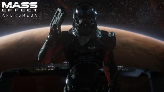 V�voj�r BioWare pribl�il prv� hodinu hrania Mass Effect: Andromeda