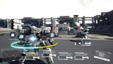 Bojov� stroje v hre Dual Gear sa predstavuj�