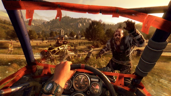 Prv�ch 16 min�t z Dying Light: The Following