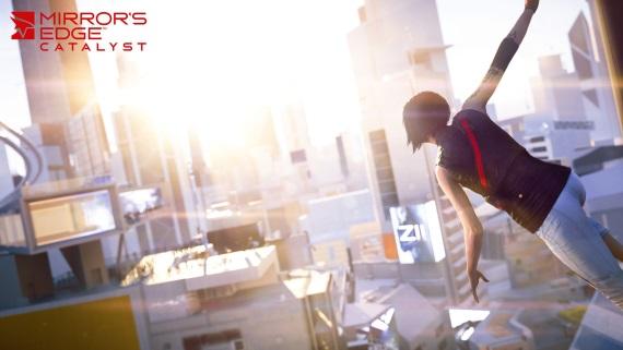 Predobjedn�vkov� bonusy za Mirror's Edge Catalyst nazna�en�
