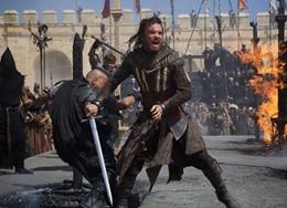 Pozrite si nové zábery z Assassin's Creed filmu