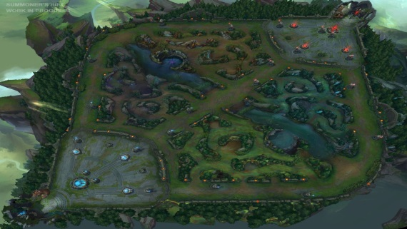 Microsoft zamietol v�voj virtu�lnej mapy hry League of Legends pre HoloLens
