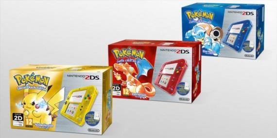 Prvý štvrťrok bude na Nintendo platformách patriť Pokémonom