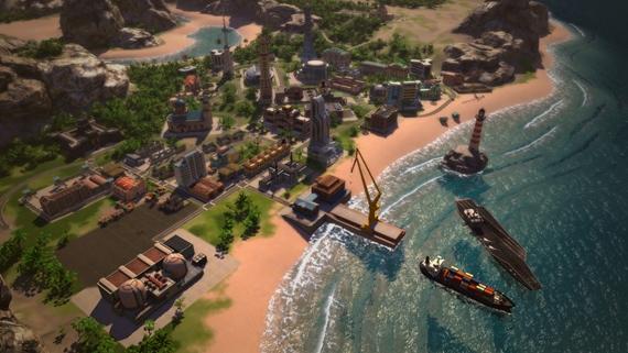 El Presidente pon�kne v�etky svoje vymo�enosti v Tropico 5 - Complete Collection