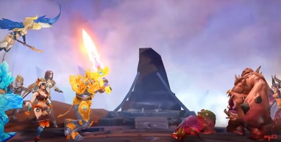 Juggernaut Wars, nov� pokra�ovanie mobiln�ho RPG hitu z roku 2012