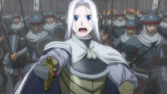 Arslan povedie vo februári do boja armádu, aby sa stal legendou