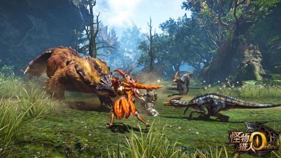 AMD a NVidia si navz�jom preberaj� tituly, teraz pri�iel na rad Monster Hunter Online
