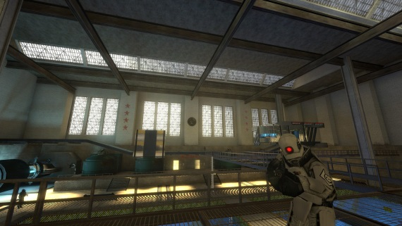 Prospekt, fanúšikovské rozšírenie Half-Life 2 vyjde už budúci mesiac, veľkosťou sa vyrovná prvej epizóde