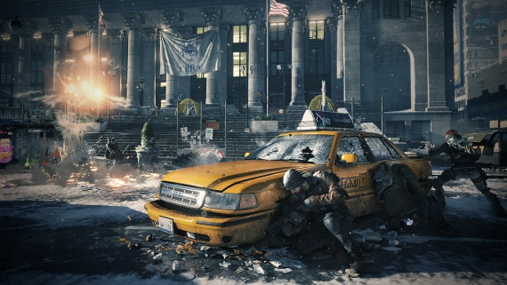 Nov� inform�cie o bl�iacom sa Tom Clancy's The Division