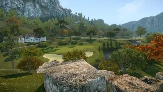 Bandai Namco vydá novú golfovú hru pre PC