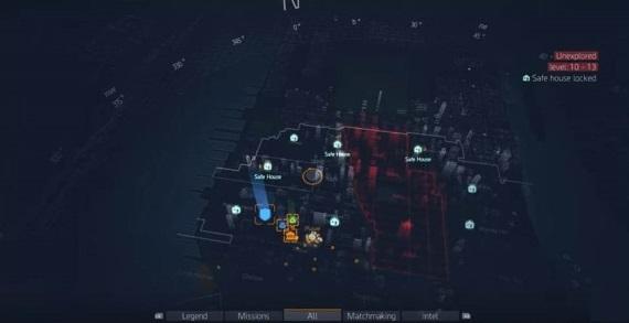 Aká veľká je mapa v The Division?