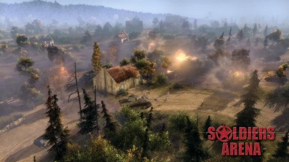 Autori Men of War sa vracaj� so Soldiers: Arena