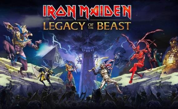 Hudobná RPG hra skupiny Iron Maiden, vyjde už v lete
