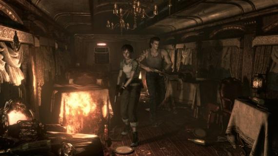 Resident Evil 0 HD Remaster dost�va recenzie, aj po rokoch hra vie zauja�