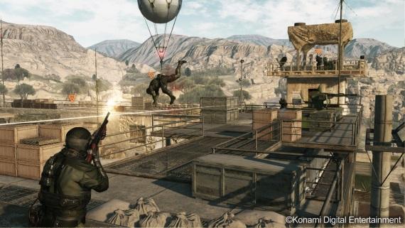 Metal Gear Online ofici�lne spusten� aj na PC