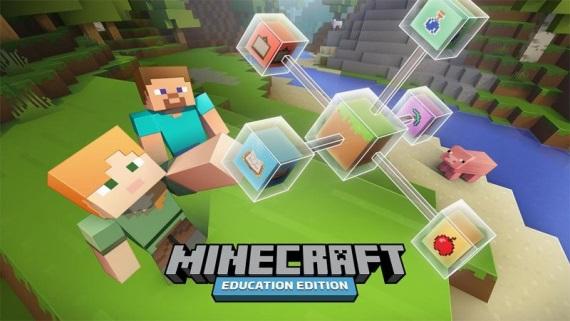 Microsoft chce Minecraftom vyu�ova�, oznamuje Minecraft: Education Edition
