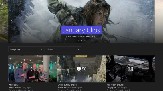 Microsoft predstavil nov� update pre Xbox One a Xbox windows aplik�ciu
