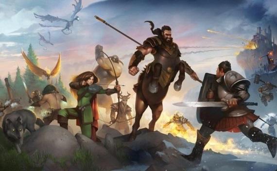 Crowfall zapojí hráčov do feudálneho systému a bude obchodovať s telami