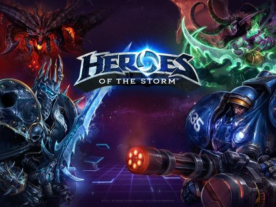 Blizzard štartuje e-sport šampionát Heroes of the Storm, bude sa hrať o $4 milióny