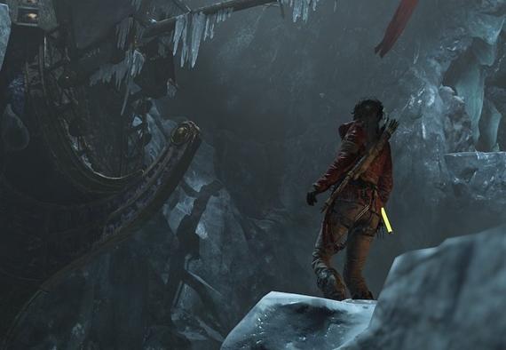 Dva nové zábery z PC verzie Rise of the Tomb Raider