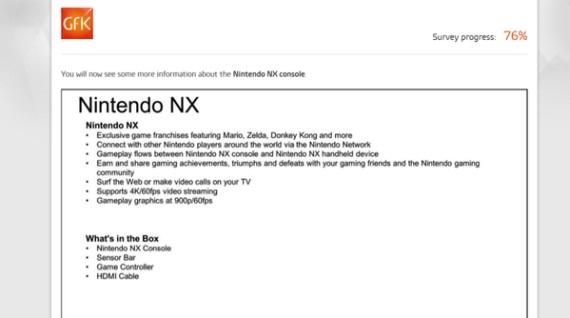 Prezradila anketa pribli�n� v�kon Nintendo NX konzoly?