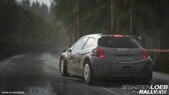 S�bastien Loeb Rally Evo dostalo PC demo a po�iadavky