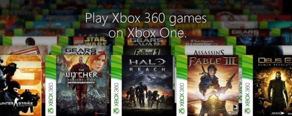 Xbox One dostal novú várku spätne kompatibilných Xbox360 hier