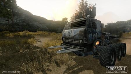 Crossout predstavuje svoje frakcie, z�kladne, zbrane a vlastnosti vozidiel