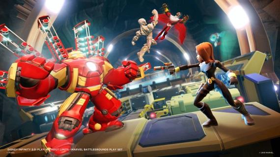 Disney Infinity 3.0 dostane veľký Marvel Play Set