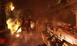 Doom pon�ka nov� z�bery a inform�cie