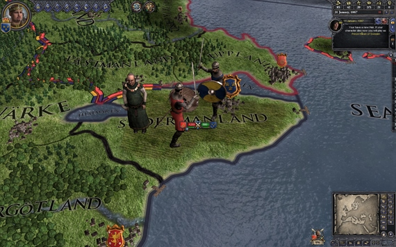 Crusader Kings II: Conclave pr�de u� o p�r t�d�ov