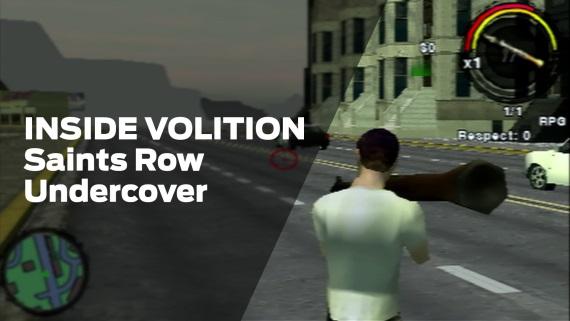 Volition ukazuje zru�en� Saints Row pre PSP, ktor� bol a� doteraz straten� v sklade
