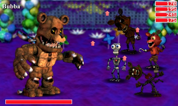 Five Nights at Freddy's World je už na Steame