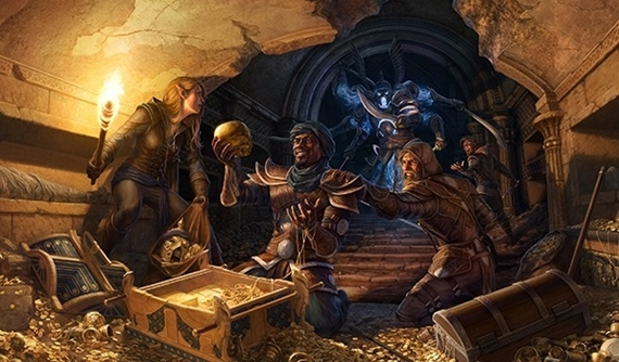 The Elder Scrolls Online: Tamriel Unlimited sa rozšíri o Thieves Guild