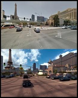 American Truck Simulator porovnan� s realitou