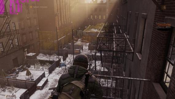 Ubisoft Massive: PC verzia The Divison je pre n�s mimoriadne d�le�it�