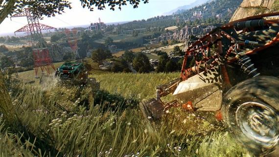 Dying Light The Following expanzia ukazuje mapu a objavovanie prostredia