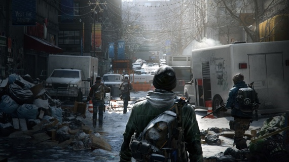 Rozd�va�ka k�dov do beta testu The Division