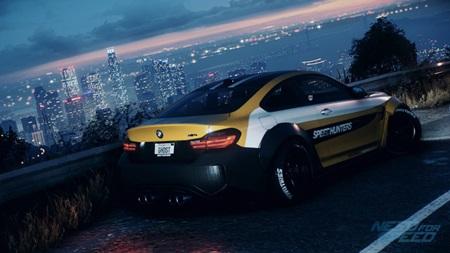Tretia ve�k� aktualiz�cia pre Need for Speed dostala meno Showcase